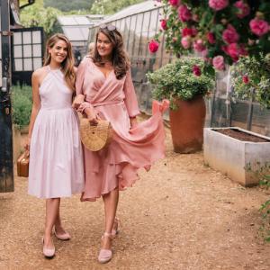 La robe champêtre chic - adopter ce style tendance pour la saison des mariages