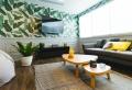 Le papier peint photo – la plus simple des recettes pour la métamorphose d'un appartement