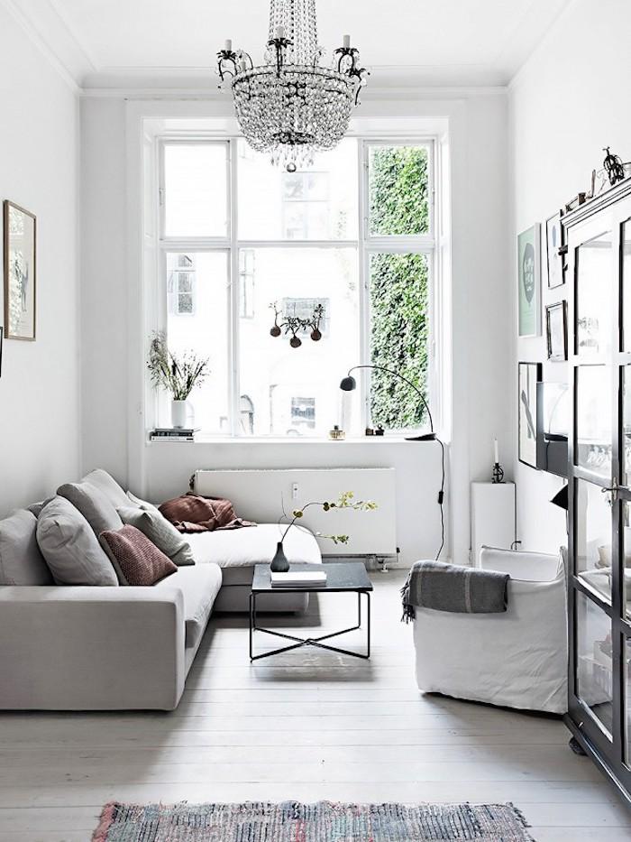 Aménager une petite chambre pour salon, aménager une chambre de 10m2, quoi mettre dans une petite salle de séjour