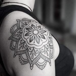 Tatouage épaule – des modèles sur lesquels s'appuyer