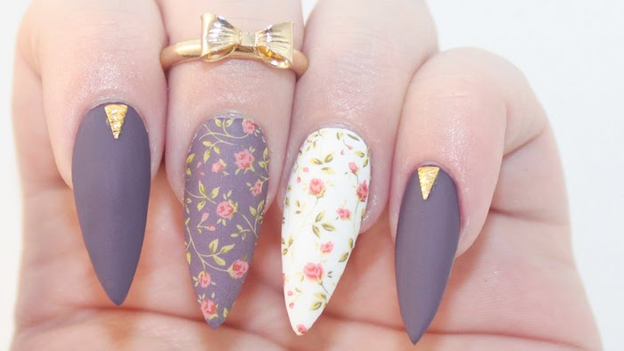 Ongle gel couleur, dessin ongle art, design nail art manucure, inspiration ongle dessin