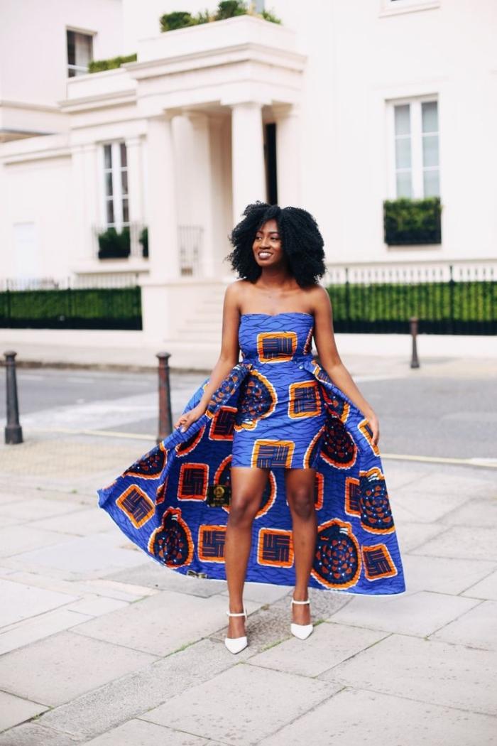 1001 Idees De Looks Tendance En Imprime Wax Africain