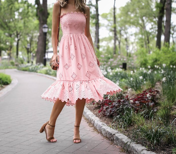 Tenue champetre pour mariage robe champêtre chic bohème tenue pour femme