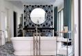 La salle de bain en carreaux de ciment : un espace entre modernisme et authenticité