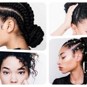 90 idées de coiffure cheveux frisés pour dompter la chevelure rebelle
