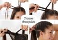 Plongez dans une vague de coiffures avec tresse sur le côté pour faire émerger votre look d'été