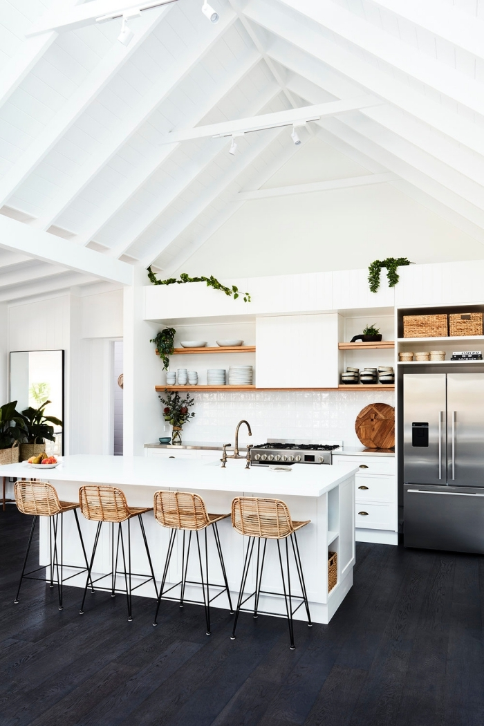 120 cuisines de rêve avec un îlot central de cuisine au coeur de l ...