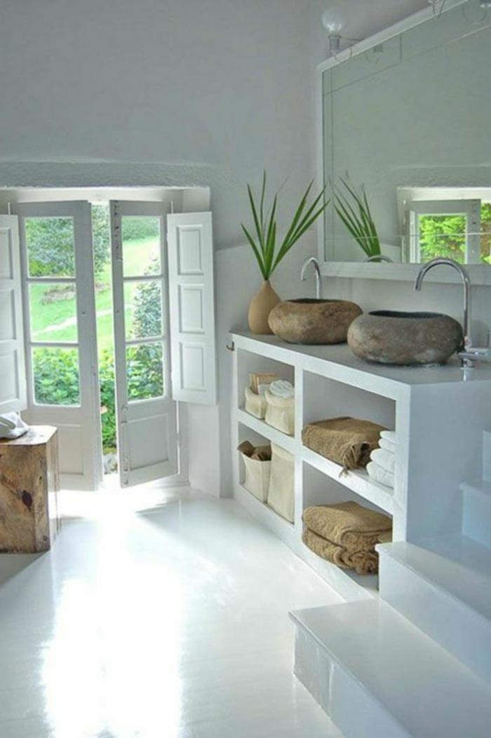 1001 id es pour une d co salle de bain zen salle de bain 5m2 - Decoration de salle de bain ...