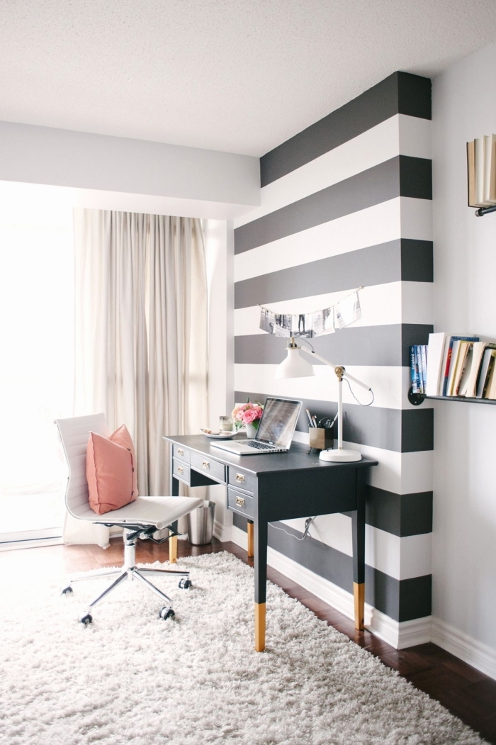 1001 id es d co pour transformer son int rieur avec un. Black Bedroom Furniture Sets. Home Design Ideas