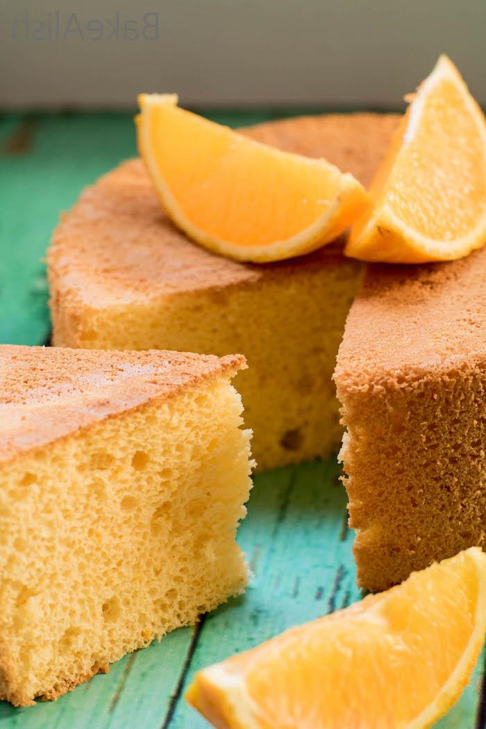 Recette gateau leger et moelleux, idée comment faire un dessert diététique goûteux