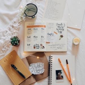 Comment personnaliser son agenda - le guide ultime pour débuter son propre bullet journal