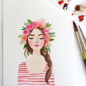 La peinture à l'aquarelle facile : débutez l'aquarelle grâce à quelques astuces simples