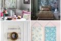 90 idées originales pour décorer avec un lé de papier peint