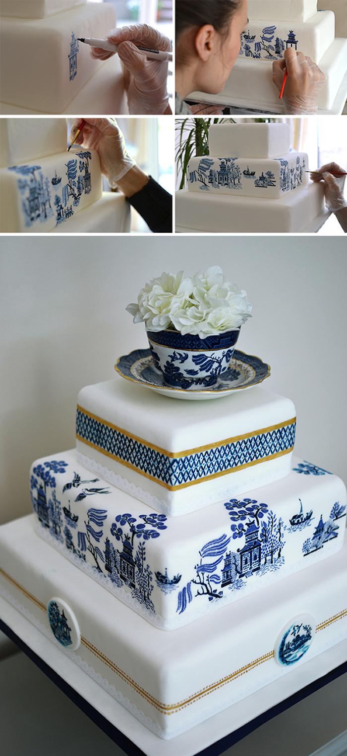 g teau mariage parfait comment choisir le g teau pour. Black Bedroom Furniture Sets. Home Design Ideas