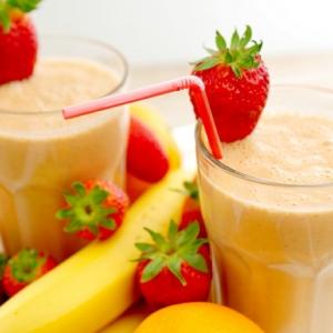Comment préparer le smoothie banane parfait - on cherche les ingrédients de la santé.