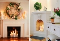 Réchauffez l'intérieur avec une fausse cheminée décorative – plus de 80 magnifiques suggestions