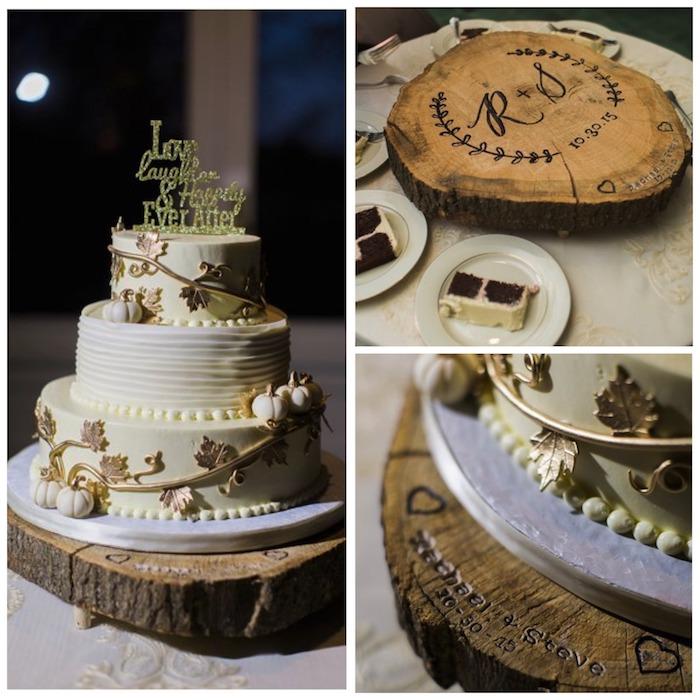 Decoration gateau mariage, idée gateau mariage, presentoir gateau mariage original