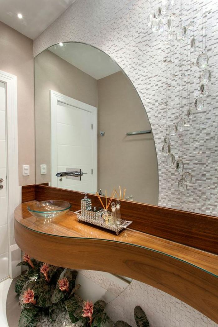decoration petite salle de bain, déco salle de bain zen, idee salle de bain, modele carrelage salle de bain, salle de bain blanche