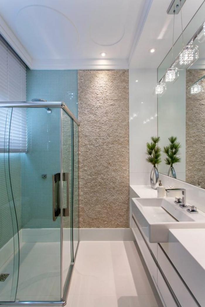 déco salle de bain zen, idee salle de bain, pinterest salle de bain, decoration petite salle de bain, salle de bain blanche