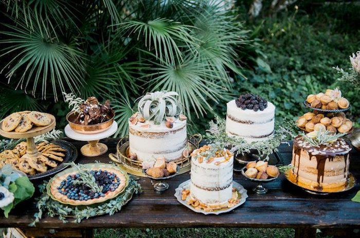 Gateau wedding cake, gateau piece montee, figurine gateau mariage decoration de table mariage