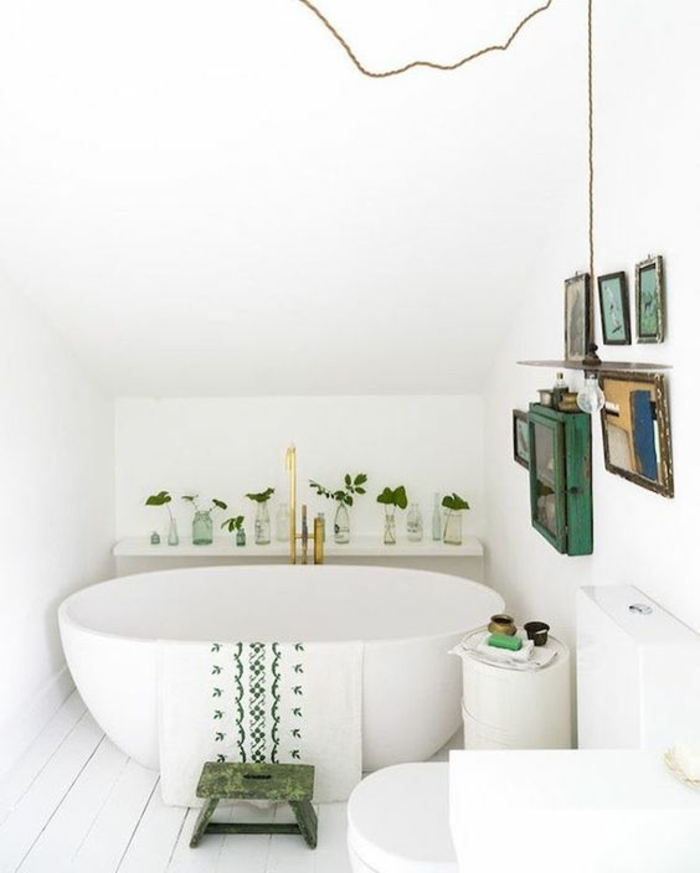d co salle de bain zen une ambiance spa domicile obsigen. Black Bedroom Furniture Sets. Home Design Ideas