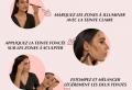 Astuces et conseils entre filles pour réussir le maquillage contouring facile