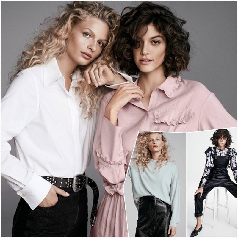 Soirée année 1980, comment s habiller déguisement année quatre vingt, h&m marque nouvelle collection inspirée des années 80