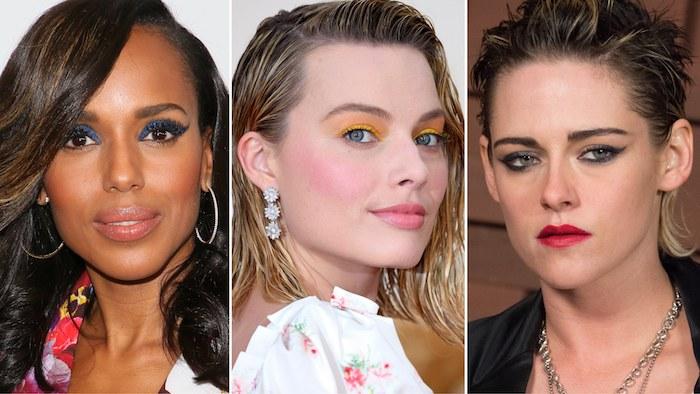 Coiffures années 80, maquillage et déguisement année 80, comment s habiller aujourd hui pour une soirée vintage