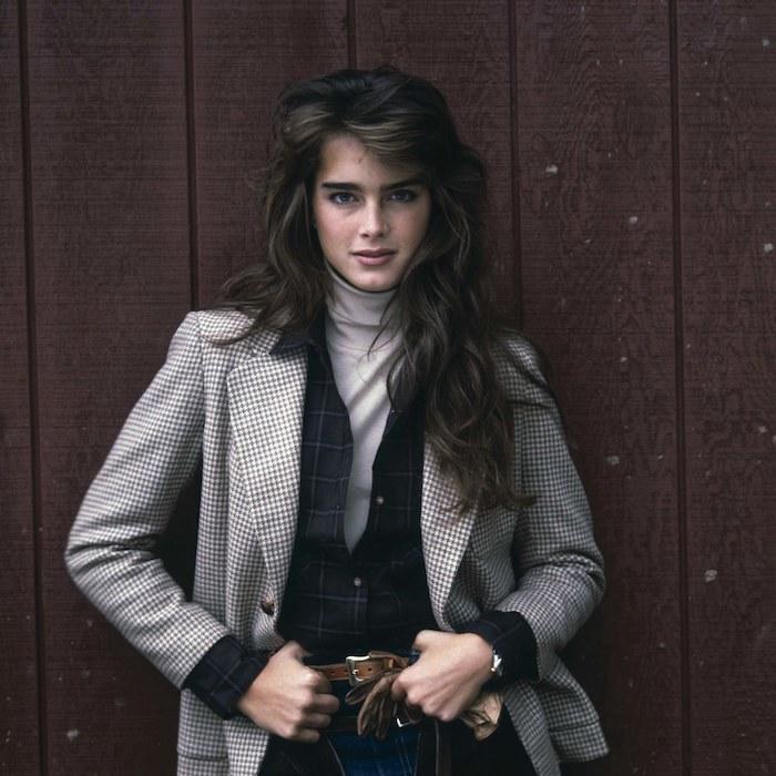 Look année 80, costume année 80, tailleur tendances des décades le style d avant