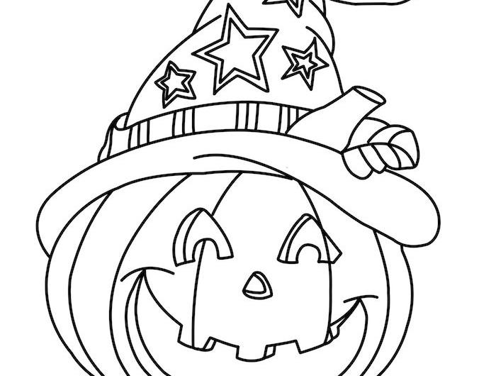 1001 Idées Dessin Halloween Facile Des Créatures à