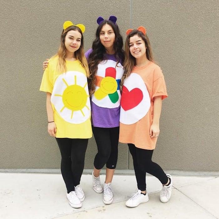 Groupe deguisement duo, déguisement original, deguisement de groupe drole, simple idée à réaliser maintenant