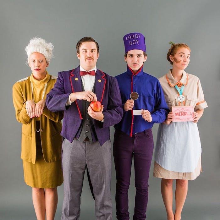 Hotel Transilvania déguisement de groupe, cool idée comment se déguiser, deguisement duo, deguisement de groupe, deguisement adulte