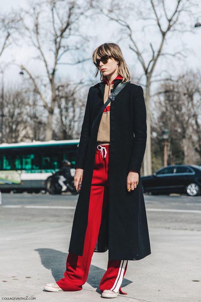 Soirée année 80 mode porter des vetements de sport partout, comment s habiller look année 80, tenue spéciale
