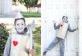 70 modèles de déguisement Halloween fait maison, facile et à petit budget