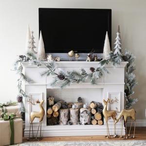 Déco cheminée – un élément central du foyer