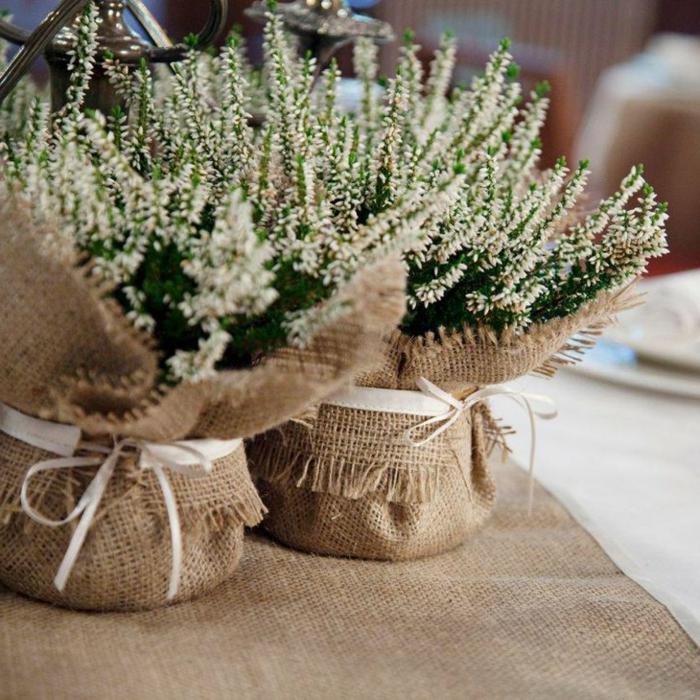Decoration Mariage Champetre A Faire Soi Meme : Idées de déco mariage champêtre à faire soi même