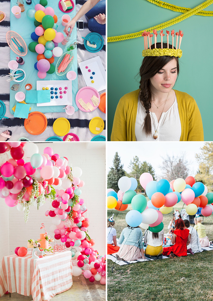 Comment fêter ses 18 ans façon inoubliable, atteindre l âge de la majorité, quatre idées originales avec ballons