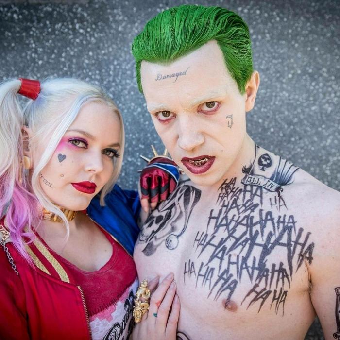 So erstellen Sie ein Halloween-Kostüm für Paare - mehrere originelle Kostümideen