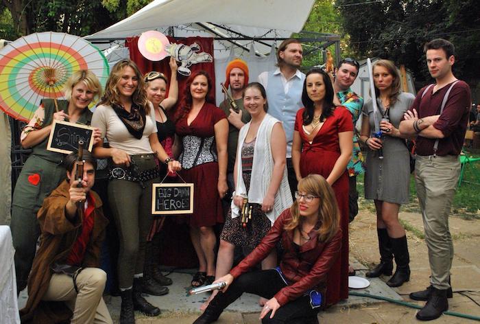 Idée theme carnaval, couple célèbre déguisement costume percent, groupe déguisé, idée cool pour tous les amis
