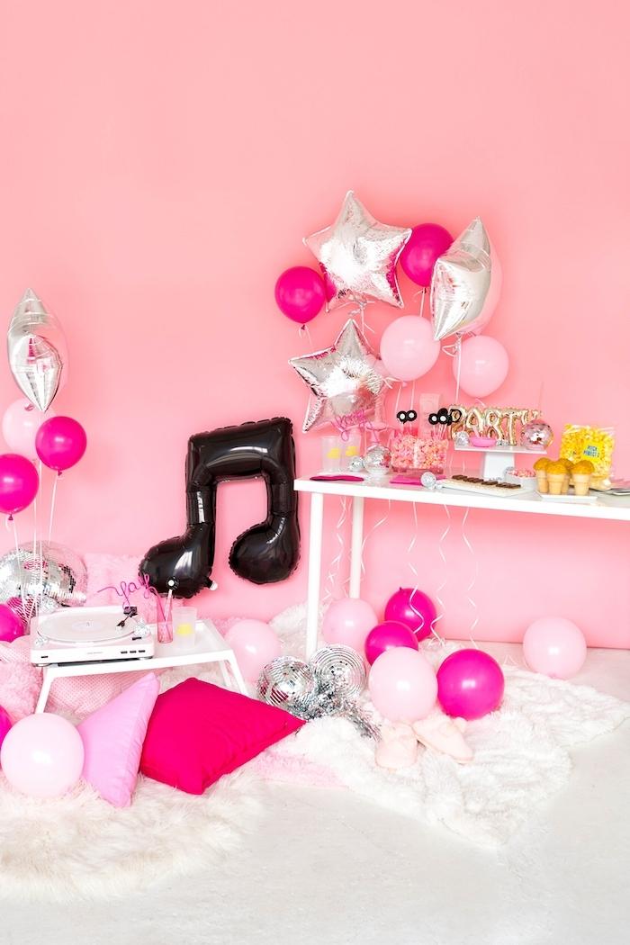 Deco fete pas cher, deco anniversaire 18 ans, originale idée pour fêter ses 18 ans