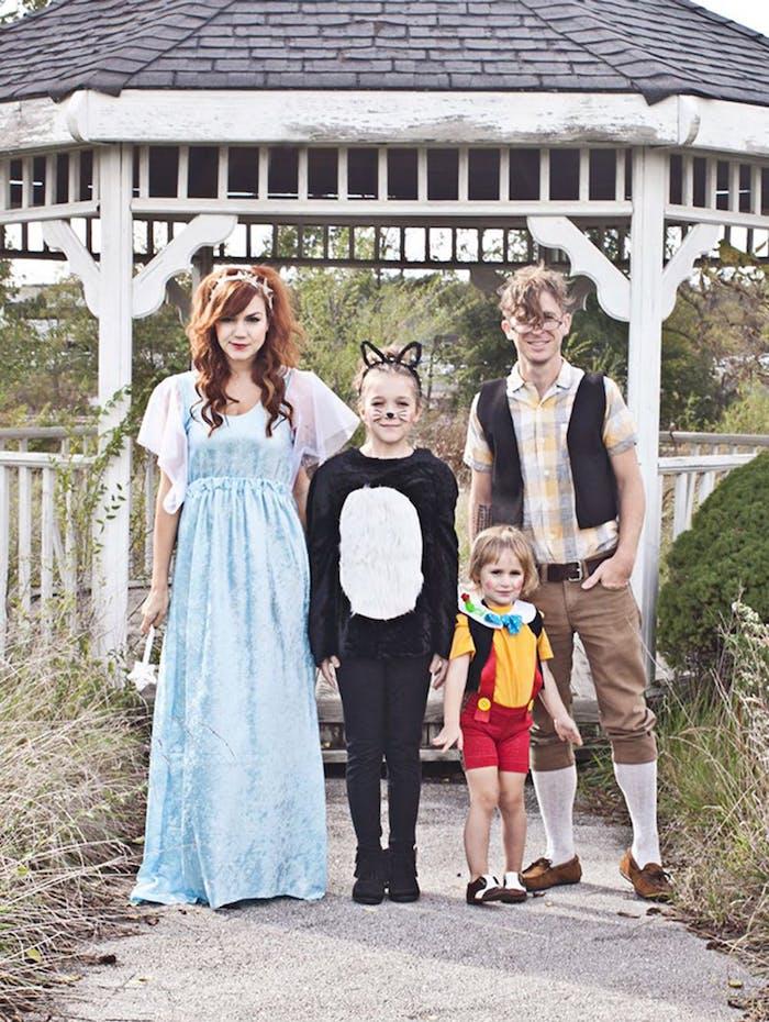 Amusement avec deguisement de groupe, Le Magicien d'Oz déguisement groupe, look cool complémentaire The Wonderful Wizard of Oz,
