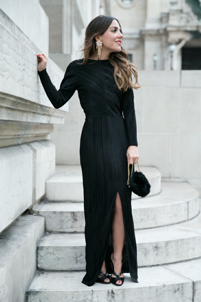 ▷ 1001 + versions de tenue pour assister à un mariage d\u0027automne