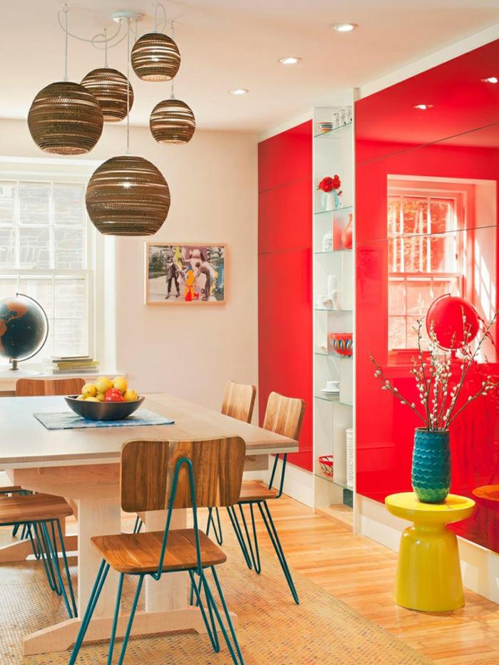 1001 astuces quel mur peindre en fonc pour agrandir une pi ce. Black Bedroom Furniture Sets. Home Design Ideas