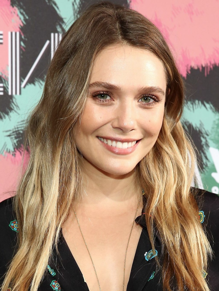 tie and dye blond des cheveux yin et yang obsigen. Black Bedroom Furniture Sets. Home Design Ideas