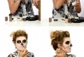 80 idées originales pour faire un maquillage Halloween simple mais impressionnant