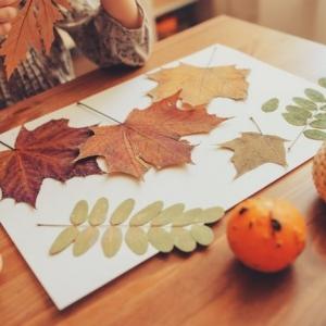 Activité manuelle maternelle d'automne - idées faciles et originales destinées aux plus petits