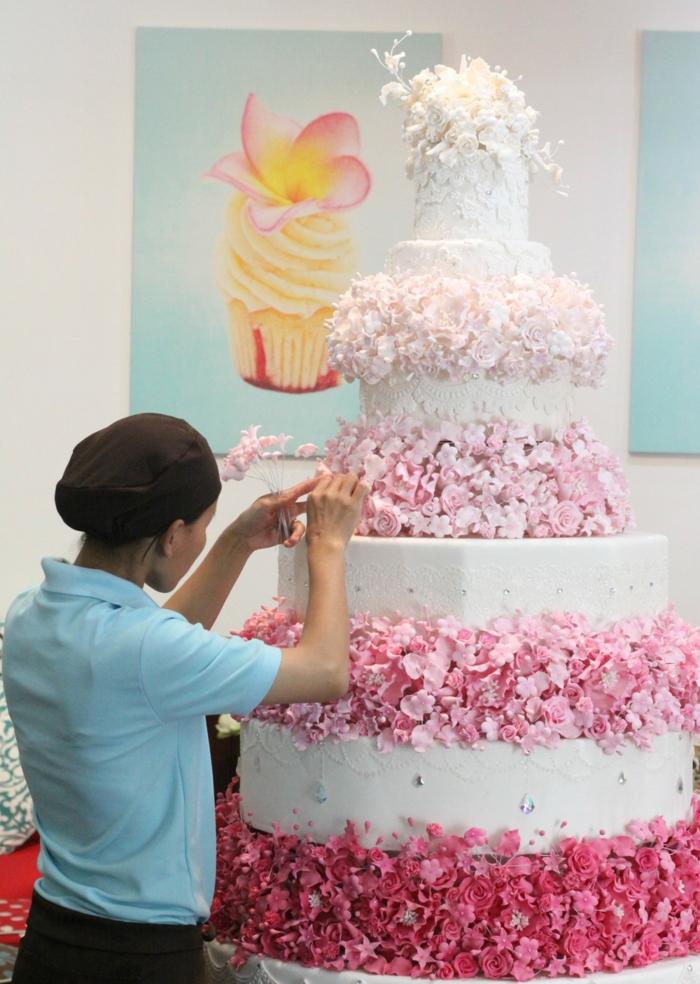 Image de gateau anniversaire adulte, photo gateau anniversaire adulte original, géant gâteau, le plus grand gateau du monde photo