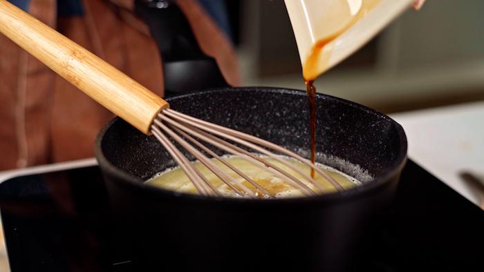 ajouter la vanille à la casserole recette churros maison originale a faire soi meme