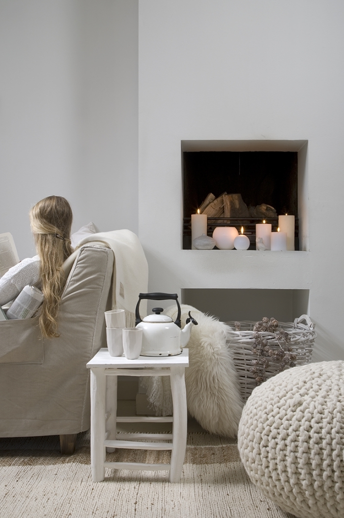 1001 Idees Deco Salon Cocooning De Style Hygge