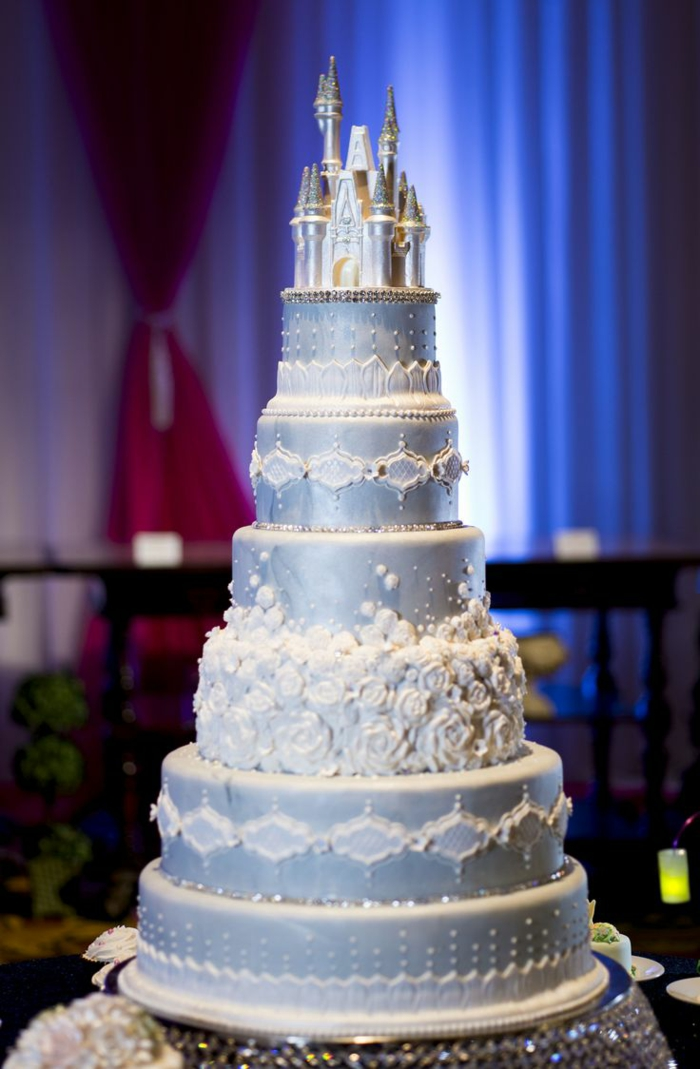 grand wedding cake designs 1001 id 233 es pour trouver le plus beau g 226 teau du monde 14897